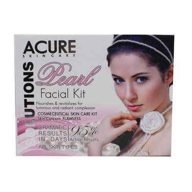 Pearl Facial kit with for Nourishes & Revitalizes for radiant Complextion