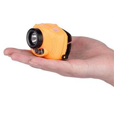 ZINGALALAA Night Fishing Induction LED Headlamp 3W CREE R2 +2LED Camping Bike Head Light