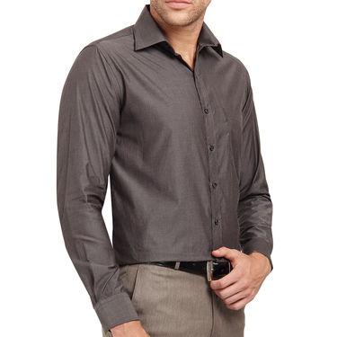 Copperline 100% Cotton Shirt For Men_CPL1209 - Grey