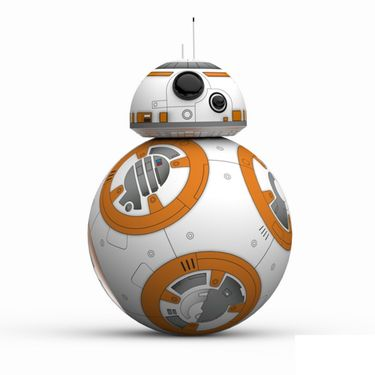 Remote Controlled RC Universe Wars Robot (BB8)