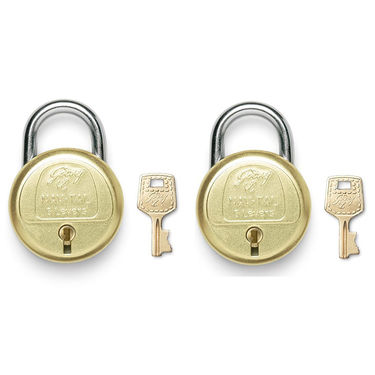 Godrej Navtal 5 Lever 3 Key(set of 2)