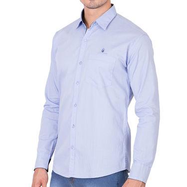 Branded Full Sleeves Cotton Shirt_R218kprpl - Purple