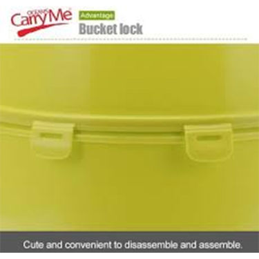 Carryme Green Apple Spin Mop