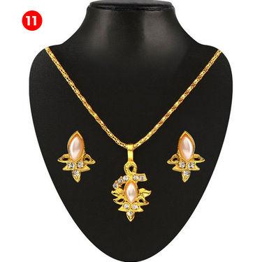 Kriaa 13 Jewellery Set With Free Kada_1002203