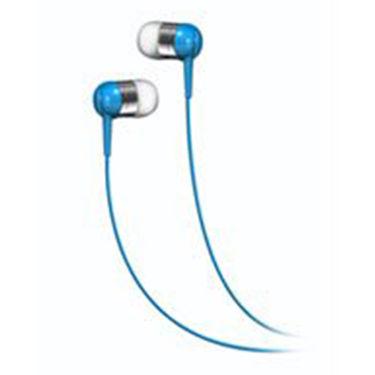 Maxell Optical Buds In Ear Earphones (Blue)