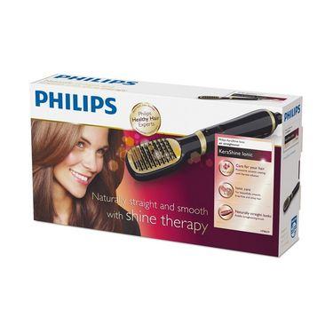 Philips HP8659 Kerashine Ionic Hair Straightener Black