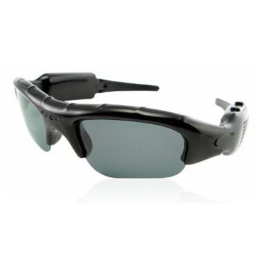 Stylish Sunglasses with In-Built Video Recording Camera