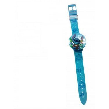 Disney Stitch Watch - Interchangeable Flip Top Covers