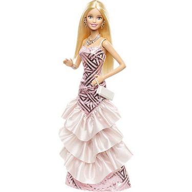 Mattel Barbie Signature Style - Long Gown Doll Multicolour