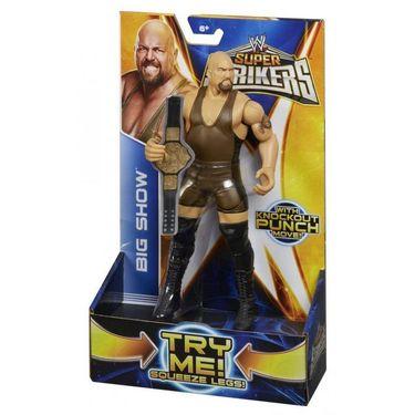 Mattel WWE 6 inch Feat Big Show BJM91