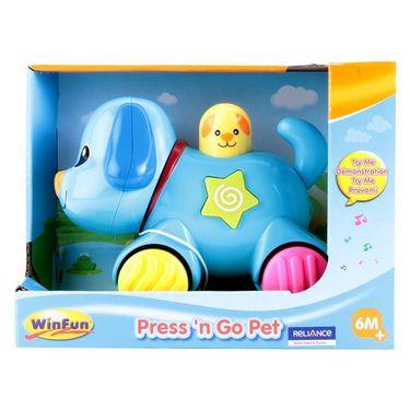 Press N Go Pet Puppy 0733-01