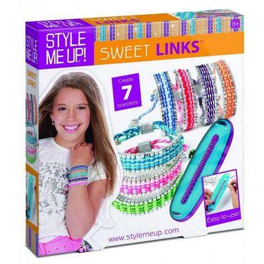 Style Me Up Sweet Links Bracelets Maker Multi Color (628845008694)