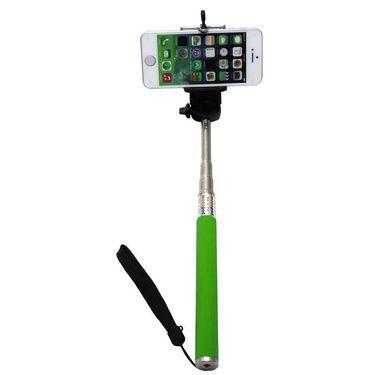 Flashmob 336DC Bluetooth Selfie Stick - Green