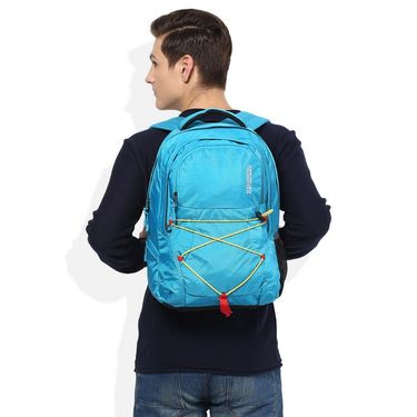 American Tourister Backpack_Buzz 5 Turquoise