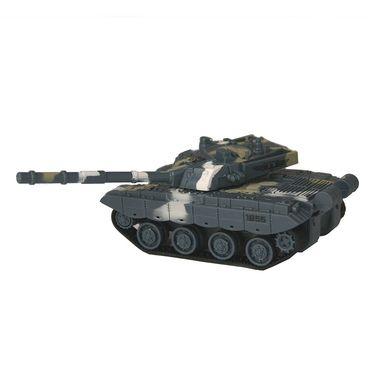 AdraxX Mini RC Military Toy Tank  - Slatey