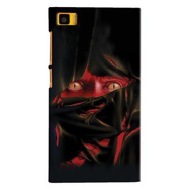 Snooky Digital Print Hard Back Case Cover For Xiaomi Mi3 Td11958