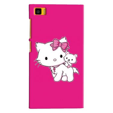 Snooky Digital Print Hard Back Case Cover For Xiaomi Mi3 Td11973