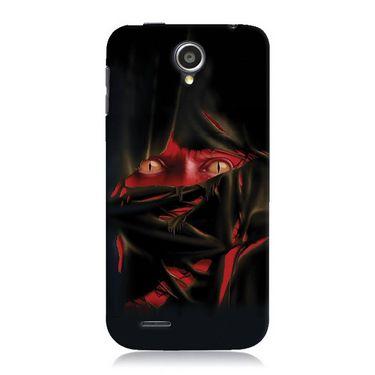 Snooky Digital Print Hard Back Case Cover For Lenovo A830 Td12117
