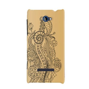 Snooky Digital Print Hard Back Case Cover For Htc 8s A620e Td12394