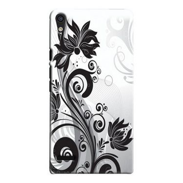 Snooky Digital Print Hard Back Case Cover For Huawei Ascend P6 Td12431