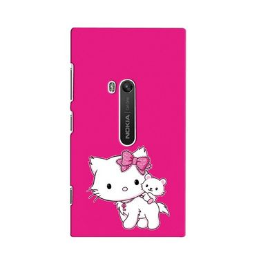 Snooky Digital Print Hard Back Case Cover For Nokia Lumia 920 Td12626