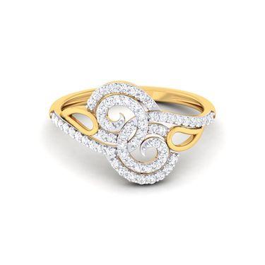 Kiara Sterling Silver Zoya Ring_5267r