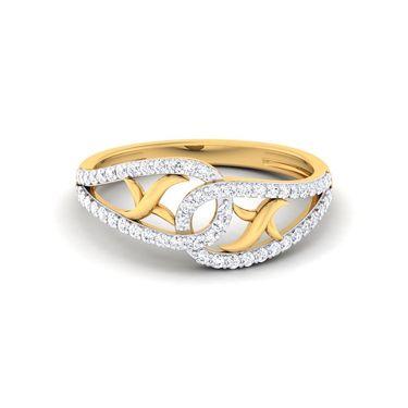 Kiara Sterling Silver Minal Ring_5271r