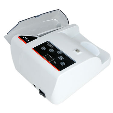 Automatic Money Counter with Fake Currency Detector