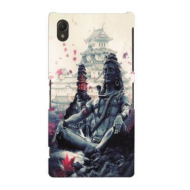 Snooky Digital Print Hard Back Cover For Sony Xperia Z2  Td11804