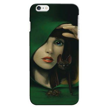 Snooky Digital Print Hard Back Case Cover For Apple Iphone 6 Td13096
