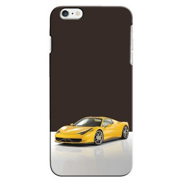 Snooky Digital Print Hard Back Case Cover For Apple Iphone 6 Td13101