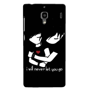 Snooky Digital Print Hard Back Case Cover For Xiaomi Redmi 1s Td13112