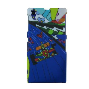 Snooky Designer Hard Back Case Cover For Sony Xperia Z1 L39h Td13310