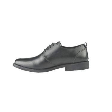 Delize Leather Formal Shoes 8063A-Black
