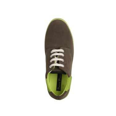 Bacca bucci  Canvas Shoes 977 - Grey & Neon Green