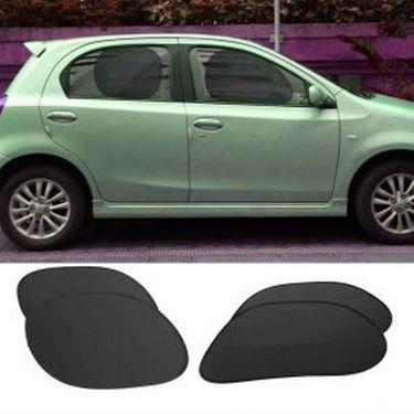 Auto furnish Universal Car Window Electrostatic Sunshades (4 PCs)-AF1772
