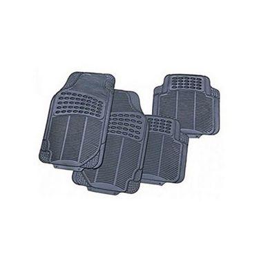 Autofurnish Universal Car Floor Mats (Grey) Set of 4