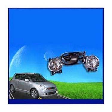 Maruti Suzuki Swift Type-1 Fog Light Lamp Set of 2 Pcs. With Wiring