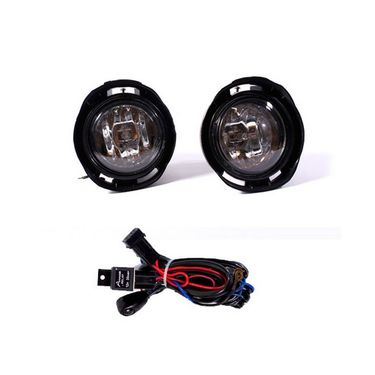 Toyota Etios Liva Fog Light Lamp Set of 2 Pcs. With Wiring
