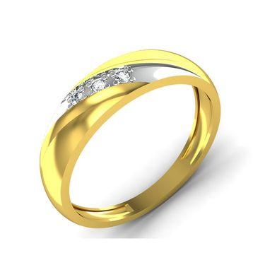 Ag Real Diamond Jammu Ring_AG0045y
