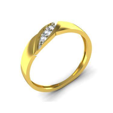 Ag Real Diamond Kajol Ring_AG0136y