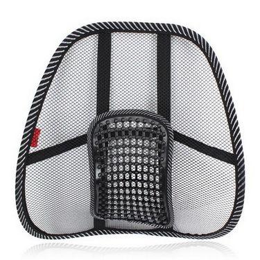 AutoStark Car Seat Massage Chair Back Lumbar Support Universal Size