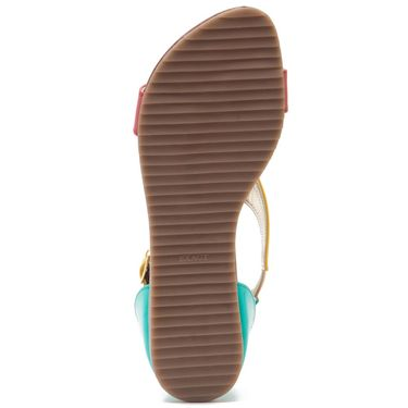 Aleta Synthetic Leather Womens Flats Alwf1416-Multi