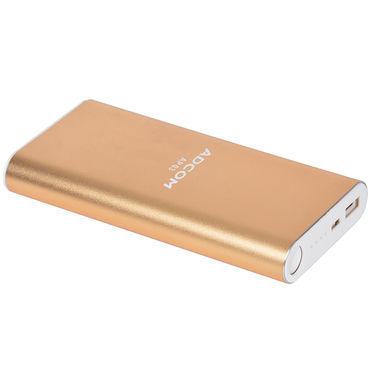 Adcom AP03 20000mAh Power Bank - Gold