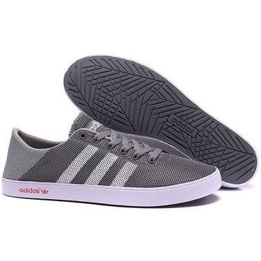 Adidas Neo Mesh Grey Sneaker Shoes -oal04