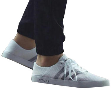 Adidas Neo Mesh White Sneaker Shoes -oal03