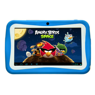 Ambrane AK-7000 7-Inch Dual Core Android Kids Tablet  with 3G via Dongle Support - Blue