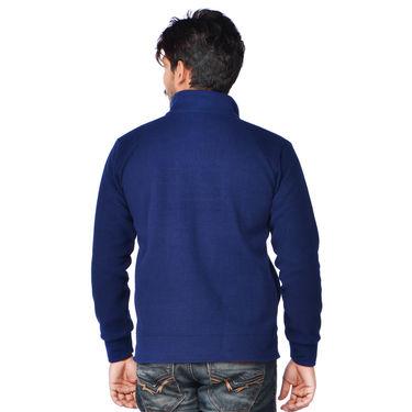 American Indigo Fleece Jacket for Men - Buy 1 Get 1 Free