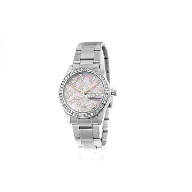 Angel Soon Wrist Watch For Women - White_EG-SPW-BF-WHT