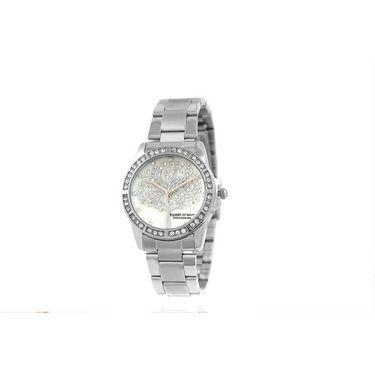 Angel Soon Wrist Watch For Women - White_EG-SPW-TRE-WHT